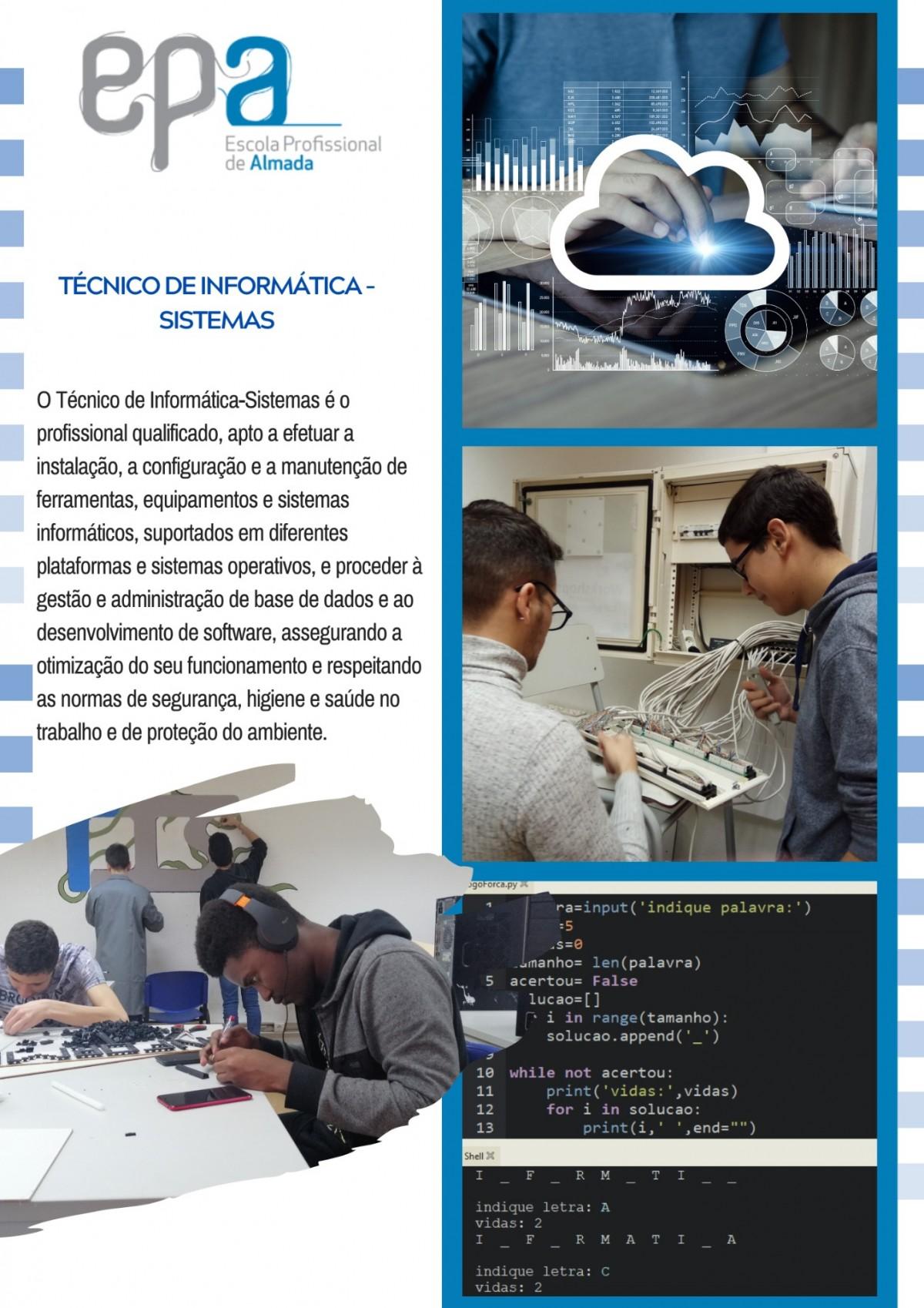 Técnico de Informática - Sistemas